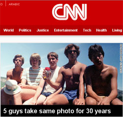 cnn five year photo